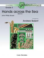 Hands Across The Sea - March SCORE AND PART(S) Sheet Music