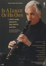 Music Minus One Clarinet A League Of His Own Sheet Music