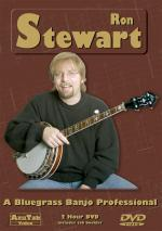 Ron Stewart - A Bluegrass Banjo Professional DVD Sheet Music