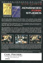 Advanced Funk Studies DVD - MERCHANDISE Sheet Music