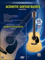 Ultimate Beginner Series Mega Pak: Acoustic Guitar Basics Mega Pak (Revised Edition) - Book, CD & DV Sheet Music