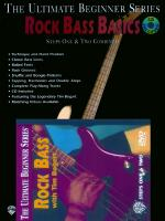 Ultimate Beginner Series Mega Pak: Rock Bass Basics Mega Pak - Book, CD & DVD Sheet Music