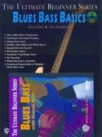 Ultimate Beginner Series Mega Pak: Blues Bass Basics Mega Pak - Book, CD & DVD Sheet Music