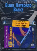 Ultimate Beginner Series Mega Pak: Blues Keyboard Mega Pak - Book, CD & DVD Sheet Music