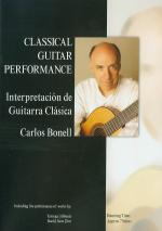 Classical Guitar Performance DVD Sheet Music