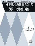 Fundamentals of Singing - Book Sheet Music