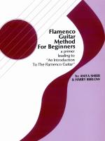 Flamenco Guitar Method for Beginners - Book Sheet Music