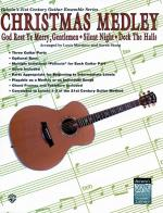 21st Century Guitar Ensemble Series: Christmas Medley - Score & Parts Sheet Music