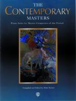 Piano Masters Series: The Contemporary Masters (Piano Solos by Master Composers of the Period) - Boo Sheet Music