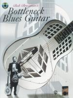 Acoustic Masters Series: Bob Brozman's Bottleneck Blues Guitar - Book & CD Sheet Music