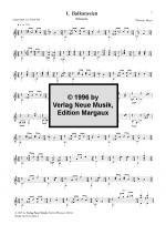 Thomas Heyn: Reise-Journal (Travel Diary) Vol. 1 Sheet Music