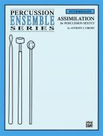 Assimilation (For Percussion Sextet) Sheet Music