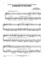 A Window to the Past & Double Trouble (from Harry Potter and the Prisoner of Azkaban) - Sheet Music Sheet Music