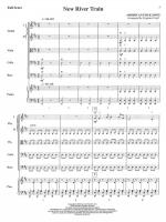 New River Train - SCORE AND PART(S) Sheet Music