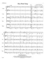 Skye Boat Song - SCORE AND PART(S) Sheet Music