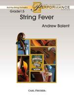 String Fever - SCORE AND PART(S) Sheet Music