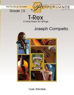 T-Rex - A Tone Poem For Strings SCORE AND PART(S) Sheet Music