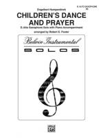 Children's Dance and Prayer - Part(s) Sheet Music