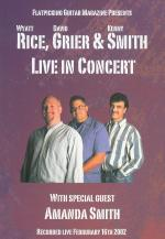 Rice, Grier & Smith Live in Concert DVD Sheet Music