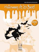 Halloween At Its Best, Book 1 Sheet Music