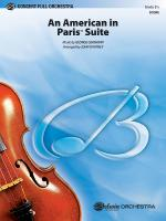 An American in Paris Suite - Conductor Score Sheet Music