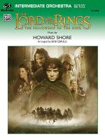 The Lord of the Rings: The Fellowship of the Ring - Conductor Score Sheet Music
