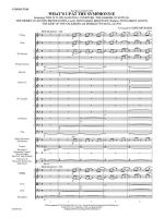 What's Up at the Symphony? (Bugs Bunny's Greatest Hits) (Featuring: This Is It / William Tell Overtu Sheet Music