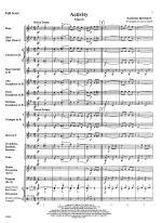 Activity - FULL SCORE - LARGE Sheet Music