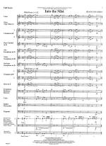 Into The Mist - FULL SCORE - LARGE Sheet Music