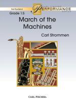 March Of The Machines Sheet Music