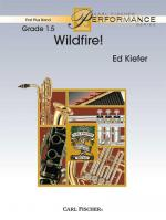 Wildfire! - SCORE AND PART(S) Sheet Music