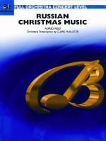 Russian Christmas Music - Conductor Score & Parts Sheet Music