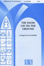 The Snow Lay on the Ground (Venite Adoremus) Sheet Music - Choral Octavo Sheet Music