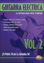 Guitarra Electrica Vol. 2, Spanish Only DVD (You Can Play the Guitar Now! Electric Guitar 2) Sheet Music
