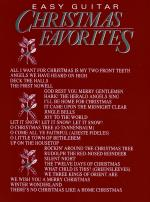 Christmas Favorites - Book Sheet Music