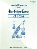 Yellow Rose Of Texas Sheet Music