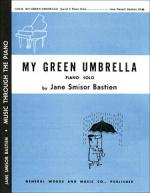 My Green Umbrella Sheet Music Sheet Music