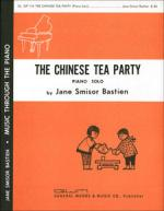 The Chinese Tea Party Sheet Music Sheet Music