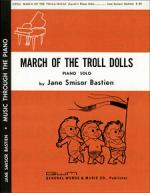 March Of The Troll Dolls Sheet Music Sheet Music