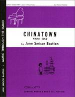 Chinatown Sheet Music Sheet Music