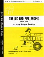 The Big Red Fire Engine Sheet Music Sheet Music
