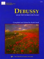 Debussy Selected Works For Piano Sheet Music