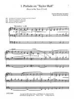 Three Preludes on Hymn Tunes by Leo Sowerby - Sheet Music Sheet Music