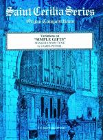 Variations on Simple Gifts (Shaker Hymn Tune) - Sheet Music Sheet Music