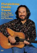 Flatpicking Fiddle Tunes DVD (Reels, Rags & Hoedowns) Sheet Music