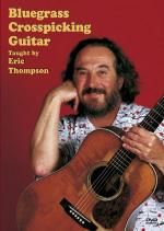Bluegrass Crosspicking Guitar DVD Sheet Music