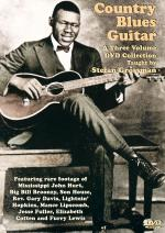 Country Blues Guitar 3-Volume DVD Set (A Three Volume DVD Collection) Sheet Music