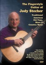 Fingerstyle Guitar of Jody Stecher DVD Sheet Music