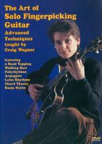The Art of Solo Fingerpicking Guitar DVD (Advanced Techniques) Sheet Music