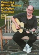 Country Blues Guitar in Open Tunings DVD Sheet Music